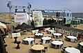 2017 ECSC East Coast Surfing Championships Virginia Beach Monster Energy drink tower (36032761283).jpg