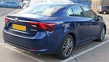 Toyota avensis wikipedia 2015 facelift fandeluxe Gallery