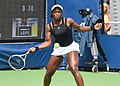 2017 US Open Tennis - Qualifying Rounds - Sachia Vickery (USA) def. Jamie Loeb (USA) (36339316133).jpg