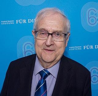 Rainer Brüderle German politician (FDP)