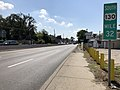 2018-10-01 12 49 02 View south along U.S. Route 130 (Crescent Boulevard) just south of Federal Street in Camden, Camden County, New Jersey.jpg