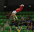 2019-06-27 1st FIG Artistic Gymnastics JWCH Men's All-around competition Subdivision 4 Horizontal bar (Martin Rulsch) 232.jpg