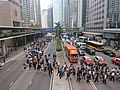 2019-10-04 Central Protest on Connaught Road Central near Exchange Square (1).jpg