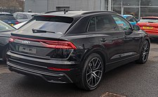 Audi Q8 Wikipedia Wolna Encyklopedia