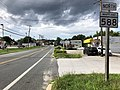 2020-08-04 16 51 40 View north along Maryland State Route 588 (Kenwood Avenue) at Golden Ring Road in Rosedale, Baltimore County, Maryland.jpg