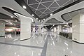 20201227 Concourse of Line 3 at Henan Orthopaedics Hospital Station 01.jpg