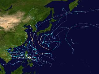 2020 Pacific typhoon season Storm season