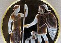 264 arte romana, sacrificio forse dell'imperatore giuliano, IV sec., 02.JPG
