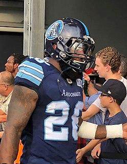 Akeem Jordan American football linebacker
