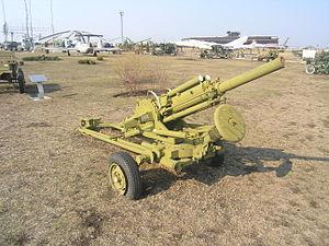 2B9 Vasilek - 82 mm 2B9 Vasilek Gun-mortar