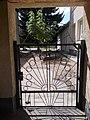 2 Győzelem Street, courtyard door, 2020 Albertirsa.jpg