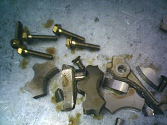 Toyota ZZ engine - Disintegrated oil pump