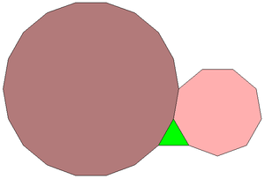 Octadecagon - Image: 3.9.18 vertex