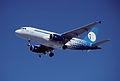 348aa - Independence Air Airbus A319-132; N809BR@LAS;15.03.2005 (5035641125).jpg