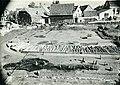 3Opgraving ValkenburgZH 1942 NWhoek castellum takkenfundering wal oudstefase RMO.jpg