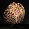 3 shaku fireworks - the largest fireworks in Kanto region (7713603944).jpg
