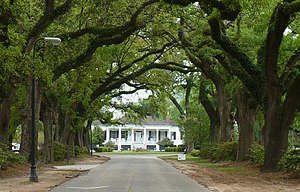 National Register of Historic Places listings in Alabama - Stewartfield in Mobile
