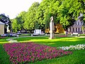 502. Peterhof. Monument to the composer A.G. Rubinstein.jpg