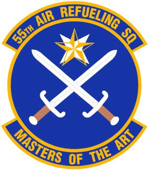 55th Air Refueling Squadron - 55th Air Refueling Squadron Patch