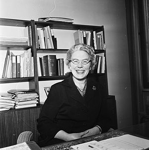 Minister of Children, Equality and Social Inclusion - Image: 61950 Aase Bjerkholt