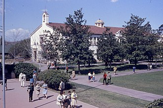 Fullerton College - Additional view of Fullerton JC campus, April, 1963