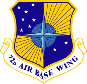 72d Air Base Wing - Official emblem
