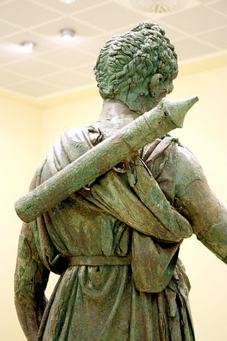 Piraeus Artemis - Re-attached quiver