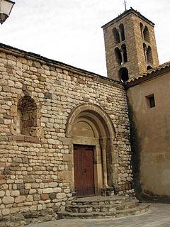 Iglesia De San Pedro De Abrera Wikipedia La Enciclopedia Libre