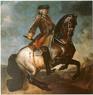Charles Alexander, Duke of Württemberg - Charles Alexander of Württemberg