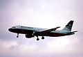 95bo - British Airways Airbus A320-111; G-BUSD@LHR;01.06.2000 (4974225634).jpg