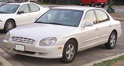 1999-2000 Hyundai Sonata