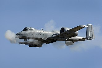 Selfridge Air National Guard Base - 107th Fighter Squadron Fairchild A-10 Thunderbolt II