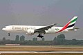 A6-EMJ B777-21HER Emirates (World Cup 2006 logo) DUS 30JUL06 (6770879093).jpg