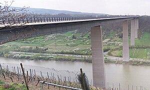 Bundesautobahn 61 - Moselle Viaduct