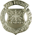 Air Force Junior Reserve Officers' Training Corps Instructor Badge