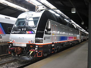 Commuter rail in North America Rail passenger service primarily for travel between a city and its suburbs