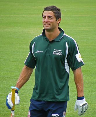 Anthony Minichiello - Minichiello in 2010