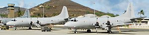 Lockheed AP-3C Orion - Two AP-3C Orions in July 2010