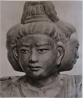 national treasures of Japan, sculptures