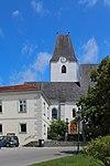 AT-29762 Kath. Pfarrkirche hl. Mauritius und Friedhof, Kasten, Böheimkirchen 08.jpg