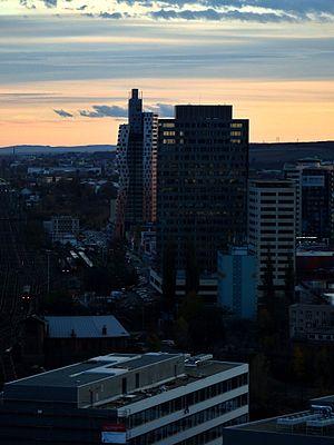 AZ Tower at Sunset 1