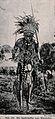 A Ntumbasee medicine man or shaman in full costume. Halftone Wellcome V0015966EL.jpg