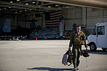 A U.S. Air Force pilot with the 8th Special Operations Squadron walks toward his aircraft on the flight line at Hurlburt Field, Fla., Oct. 3, 2013 131003-F-RS318-239.jpg
