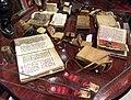 A collection of medieval Ethiopian books, Adligat, Belgrade.jpg