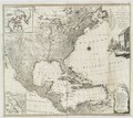 A new and correct map of North America with the West India Islands - divided according to the last Treaty of Peace, concluded at Paris the 20th of Jan. 1783, wherein are particularly distinguished the NYPL434906.tiff