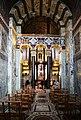 Aachener Dom, Krönungsloge für die Ehrengäste im Hochmünster.jpg