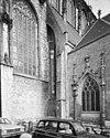 aansluiting van het transept aan de noordelijke zijbeuk. - delft - 20049482 - rce