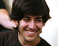 Aaron Swartz on One Web Day, at the Berkman Center - 22 Sept. 2006.jpg