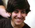 Aaron Swartz on One Web Day, at the Berkman Center - 22 Sept. 2006.jpg