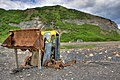 Abandoned Bulldozer, Port Mulgrave - geograph.org.uk - 857704.jpg